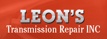 Leon's Transmission Repair Logo